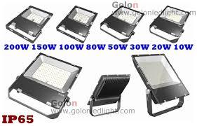 100 watt led flood light price outdoor led luminaire 100w for street lighting factory park garden