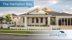blueprint homes the hampton bay display home perth youtube