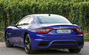 2017 maserati granturismo maserati granturismo sport 2017 wallpapers and hd images car pixel