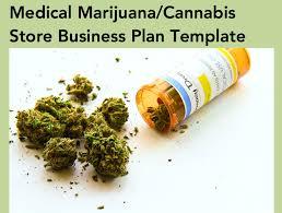 medical marijuana dispensary business plan template black box