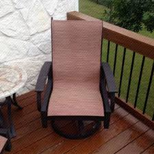 Recover Patio Chairs Ace Outdoor Restoration And San Antonio Tx
