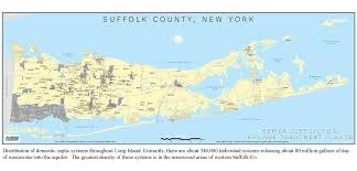Suffolk County Map Usgs Long Island Sustainability Study