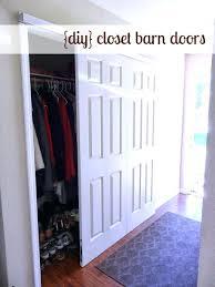 Closet Barn Doors Closet Barn Door Aypapaquerico Info