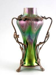 Antique Art Glass Vases 447 Best Art Glass Loetz Images On Pinterest Glass Vase