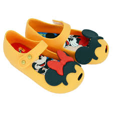 memon fish mouse and minnie girls sandals baby shoes jelly soft