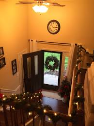 Decorating Split Level Homes Indoor Split Level Christmas Decorations My Someday Home