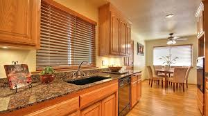 Home Decorator Cabinets - country kitchen with breakfast nook by eric u0026 janelle boyenga 1