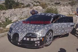 bugatti concept gangloff hybrid bugatti chiron prototype spied testing gtspirit