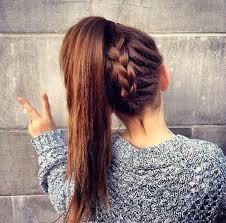 cute girls hairstyles for your crush best 25 school hair ideas on pinterest simple school hairstyles