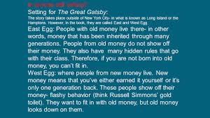 great gatsby long island the roaring 20s and f scott fitzgerald ppt video online download