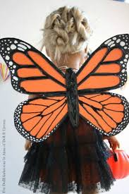 doll craft make butterfly wings for your doll doll diaries