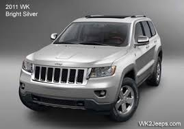 jeep grand wk2 2011 2016 grand exterior design