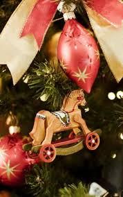 2013 handmade rocking ornaments plaid