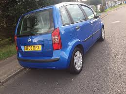 2005 fiat idea 1 3 diesel new mot bargain in poole dorset