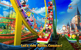 theme park rider online android apps on google play