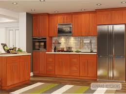cherry shaker kitchen cabinet doors cherry shaker kitchen choose kitchen cabinets at