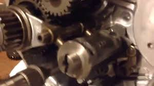 inside a honda rubicon transmission assembly youtube