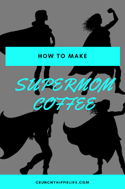 coffee cup silhouette png how to make supermom coffee at home crunchy hippie life
