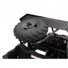 quadrax spare tire carrier for rzr 900 1000 2015