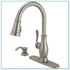 industrial style kitchen faucet