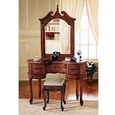 Antique White Makeup Vanity Bedroom Furniture Sets Vanity For Makeup Makeup Table Makeup