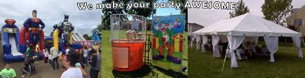tent rental nj party rentals nj tents tables chairs bounce house cotton