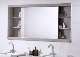 Bathroom Mirrors With Storage Ideas Brilliant The Best Of Sweet Ideas Mirrored Bathroom Storage 25 Diy