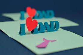 easy father u0027s day pop up card template creative pop up cards
