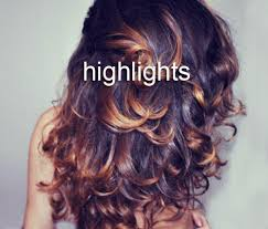 does hair look like ombre when highlights growing out not exactly highlights and not exactly ombre just dipped your