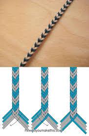 bracelet braid images 8 strand fishtail braid bracelet chevron pattern trish jpg