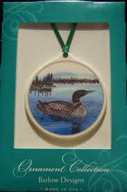 lpc shopping ornaments loon preservation committee