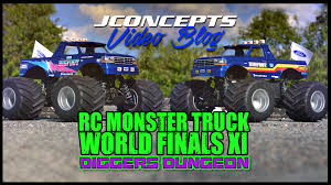 grave digger monster truck 30th anniversary jconcepts vlog diggers dungeon youtube
