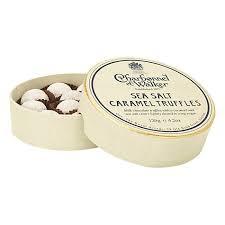 Where To Buy Truffles Online Buy Charbonnel Et Walker Sea Salt Caramel Truffles 120g John Lewis