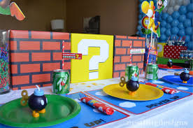 mario party supplies pin by desiree ottoni on mario kart birthday party