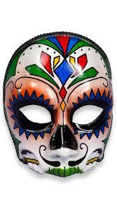 day of the dead masks of the dead el senor mask masks for men day of the