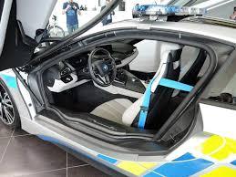 bmw i8 inside bmw i8 police car for czech republic security force revealed