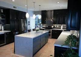 black kitchen cabinets design ideas kitchen design ideas with black cabinets and photos