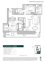 Jade Brickell Floor Plans by Echo Brickell U2014tlt Realtors