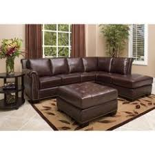 Martino Leather Sectional Sofa Milano Leather Living Room Furniture Sets U0026 Pieces Leather