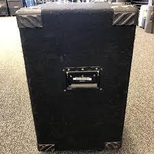 hartke 410xl bass cabinet hartke 410xl 4x10 400w bass cabinet w casters reverb