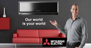 mitsubishi electric cooling and heating mitsubishi heating and air conditioning snowman 1300 249 940