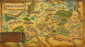 Lotr Map Mmos Worth Playing Lord Of The Rings Online U2013 Tales Of The Aggronaut