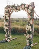 wedding arches flowers 59 wedding arches that will instantly upgrade your ceremony