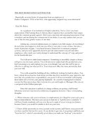 Best Written Resumes Ever by Best Resignation Letter Ever Best Resignation Letter Ever The