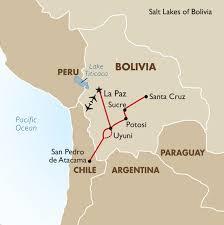 Salt Lakes of Bolivia Bolivia Vacation