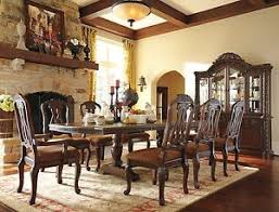 Ashley Furniture North Shore  Piece Set Rectangular Table D - North shore dining room