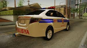toyota philippines vios toyota vios 2014 philippine national police for gta san andreas