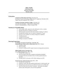 exles of nursing resume nursing resume summary of qualifications resume for study