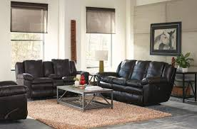 Catnapper Leather Reclining Sofa Catnapper Aria 419 Italian Top Grain Leather Reclining Made In The