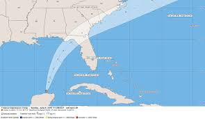 Map For Florida by Tropical Storm Warnings Issued For Florida